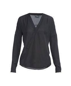 Vila | Блуза Из Искусственного Шелка Pz-176547