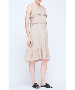 Trends Brands   Платье Бежевое