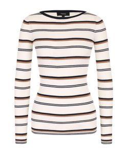 Theory | Облегающий Пуловер В Контрастную Полоску
