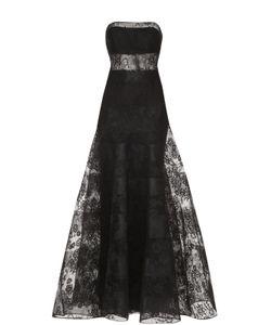 Basix Black Label | Приталенное Кружевное Платье-Бюстье