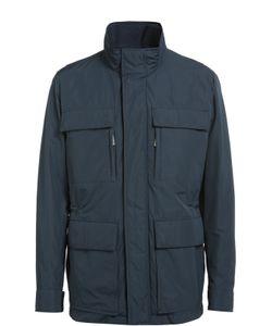 BOSS | Удлиненная Куртка С Потайной Застежкой-Молнией