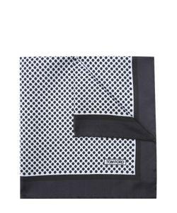 Tom Ford | Шелковый Платок С Узором