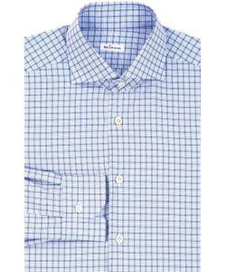 Kiton | Хлопковая Рубашка В Клетку
