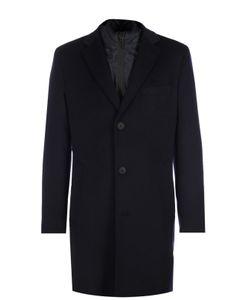 HUGO BOSS Tailored | Пальто Из Смеси Шерсти И Кашемира С Подстежкой