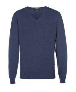 Hugo Boss Black Label | Пуловер Из Шерсти Тонкой Вязки