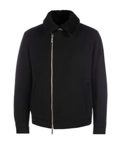 BOSS | Шерстяная Куртка На Молнии