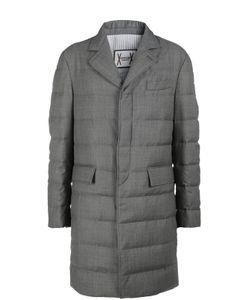 Moncler | Пуховое Стеганое Пальто