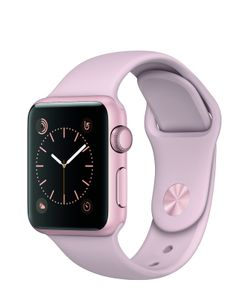 Apple | Watch Series 1 38mm Rose Gold Aluminium Case