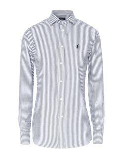Polo Ralph Lauren | Хлопковая Блуза Прямого Кроя В Полоску