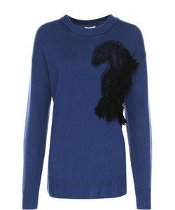 Escada Sport | Пуловер Свободного Кроя С Декоративной Отделкой