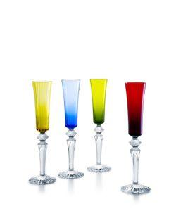 Baccarat | Набор Из 4-Х Фужеров Для Шампанского Mille Nuits