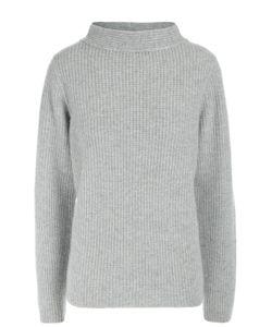 Windsor | Кашемировый Пуловер Фактурной Вязки С Высоким Воротником