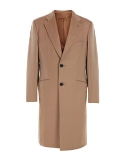 Brioni | Кашемировое Однобортное Пальто