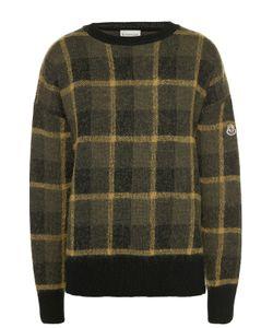 Moncler | Пуловер Свободного Кроя Со Спущенным Рукавом