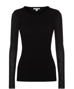 James Perse | Облегающий Пуловер С Круглым Вырезом