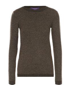 Ralph Lauren | Приталенный Пуловер С Круглым Вырезом