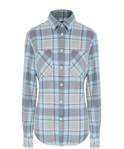 Polo Ralph Lauren | Блуза Прямого Кроя В Клетку С Накладными Карманами