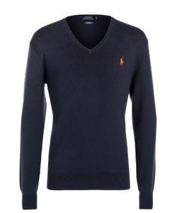 Polo Ralph Lauren | Хлопковый Пуловер С V-Образным Вырезом