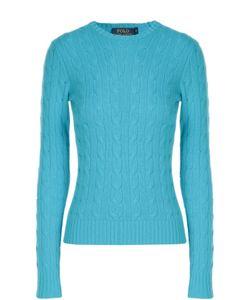Polo Ralph Lauren | Кашемировый Пуловер Фактурной Вязки С Круглым Вырезом