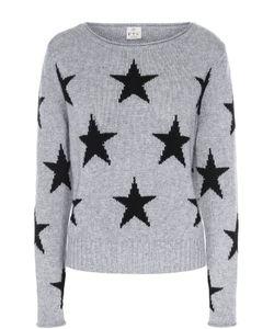 Ftc | Пуловер Прямого Кроя С Круглым Вырезом И Принтом В Виде Звезд
