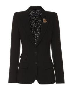 Dolce & Gabbana | Приталенный Жакет На Пуговицах С Декоративной Отделкой