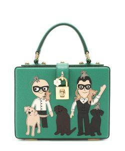 Dolce & Gabbana | Сумка Dolce Box С Аппликацией Dg Family