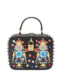 Dolce & Gabbana | Сумка Dolce Soft С Аппликациями И Металлическими Шипами