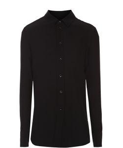 Saint Laurent | Шелковая Блуза Прямого Кроя