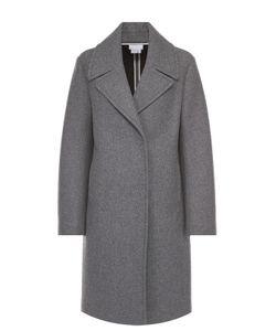 DKNY | Шерстяное Пальто Прямого Кроя