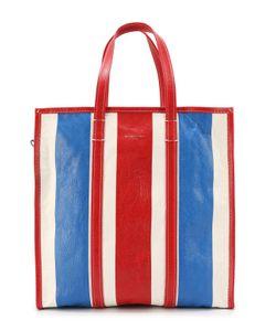 Balenciaga | Кожаная Сумка Bazar Shopper M