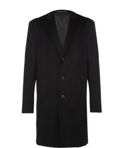 Pal Zileri   Шерстяное Однобортное Пальто