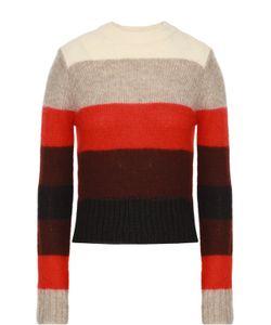 Rag & Bone | Укороченный Пуловер В Контрастную Полоску Ragbone