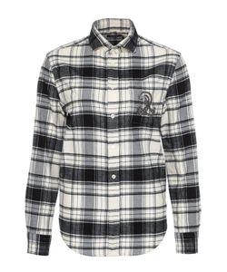 Polo Ralph Lauren | Блуза Прямого Кроя В Клетку С Декоративной Отделкой