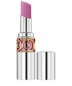 YSL | Помада-Блеск Volupte Sheer Candy 08 Iced Plum