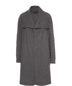 Polo Ralph Lauren | Удлиненный Кардиган Фактурной Вязки С Накладными Карманами