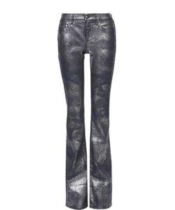 Ralph Lauren | Расклешенные Джинсы С Металлизированной Отделкой