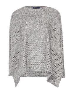 Polo Ralph Lauren | Вязаный Пуловер Свободного Кроя С Разрезами