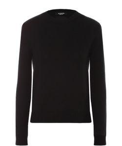 Valentino   Кашемировый Пуловер С Декоративными Шипами И Разрезами