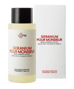 Frederic Malle | Молочко Для Тела Geranium Pour Monsieur