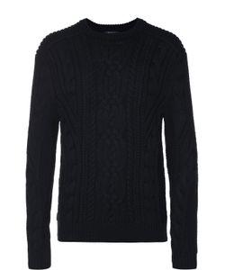 Polo Ralph Lauren | Шерстяной Свитер Фактурной Вязки
