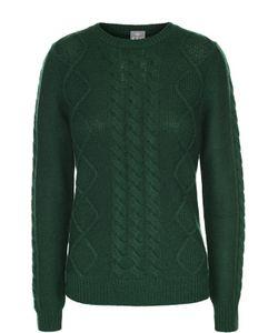 Ftc | Кашемировый Пуловер Фактурной Вязки С Круглым Вырезом