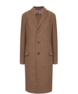 Ralph Lauren | Кашемировое Пальто Прямого Кроя