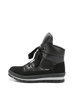Jog Dog | Текстильные Ботинки С Отделкой Замшей