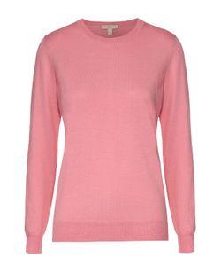 Burberry Brit | Шерстяной Пуловер С Декоративными Заплатками