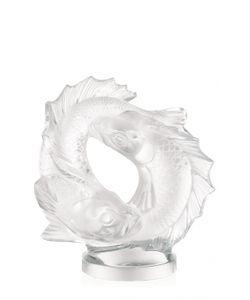 Lalique | Статуэтка Double Fish Medium