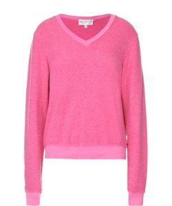 Wildfox | Пуловер Прямого Кроя С V-Образным Вырезом