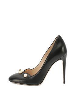 Gucci | Кожаные Туфли Willow С Жемчужинами