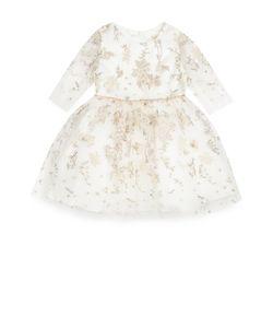 David Charles | Приталенное Платье С Металлизированной Отделкой