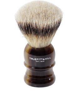 Truefitt&Hill | Помазок Шерсть Барсука/Рог С Серебром Wellington