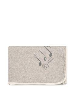 Sanetta | Одеяло Из Хлопка С Принтом